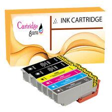 6 Ink Cartridge for Epson XP530 XP540 XP630 XP635 XP640 XP645 XP7100 XP830 XP900
