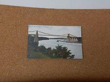 Menai Suspension Bridge Angelsey Wales    XC2