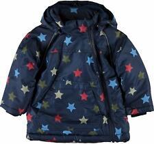 Name it Jungen Jacke Winterjacke NITMICCO JACKET AOP STAR 13135824 Gr.104