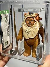 AFA 85 Kenner 1985 Star Wars Paploo POTF Loose Complete Last 17 Fantastic NM+