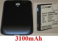 Black Case+ Battery 3100mAh type EB425161LU For Samsung Galaxy Ace 2