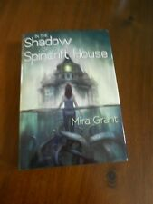 Mira Grant IN THE SHADOW OF SPINDRIFT HOUSE HC NEW SIGNED 1st Ed  Ltd. #
