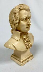 Busto Di Mozart Resina