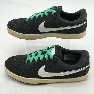 Nike SB Men 8 Eric Koston 1 Signature Model Skateboarding Shoes Black 579778-013