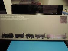 Märklin 2857 Treno del Württemberg con certificato Conf. Orig.