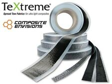 TeXtreme® 5021 - HS 80gsm 2.36oz UNI Spread Tow Carbon Fiber Tape 50mm 50M Roll