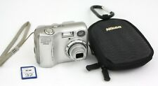 Nikon Coolpix E3200 Camera With Nikon Case