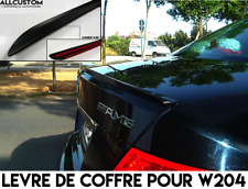 LAME COFFRE SPOILER BECQUET pour MERCEDES BENZ W204 Classe C 2007-11 C63 AMG V8