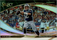 2019 Select Snapshots Prizm #1 Tom Brady - NM-MT