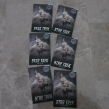 6 Lot Dave And Busters Star Trek Non Foil Mugato Aliens Rare Coin Pusher Card