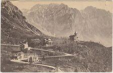 DOLOMITI HOTEL - PANORAMA - PIAN DELLA FUGAZZA - VALLARSA (TRENTO) 1912