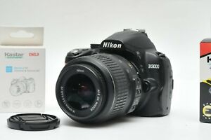 Nikon D3000 DSLR Camera with 18-55mm f/3.5-5.6 Auto Focus VR Zoom Lens 3371875