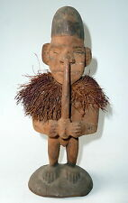 Old Papua New Guinea Middle Sepik Ancestor Figure