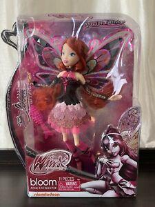 Winx Club Bloom Pink Enchantix Doll