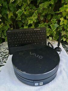Sony VAIO VGX-TP3E /Intel Core 2 Duo T9300/500gb/4gb Ram/Windows 10 Pro RARE!!!