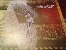 "THIS PERFECT DAY - 12"" LP UK MINIMAL SYNTH"