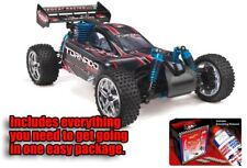 RedCat Racing Tornado S30 RTR Nitro Buggy Black/Red w/Starter Set