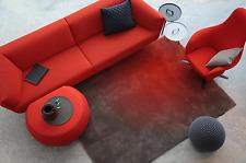 Handkunst Teppich Cameleon / Designikone / Neu / 200x200 cm / handgetuftet