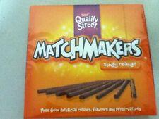 130gram BOX OF NESTLE ZINGY ORANGE MATCHMAKERS - BRITISH CHOCOLATE