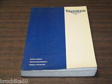 MANUEL REVUE TECHNIQUE D ATELIER TRIUMPH 900 TIGER 1999-2000
