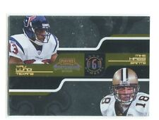 2006 Contenders Round Numbers #25 Wali Lundi/Mike Hass/R.McNeal/B.Gradkowski/250
