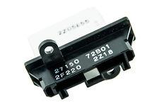 Nissan Micra K11 Genuine Fan Heater Blower Motor Resistor 2715072B01
