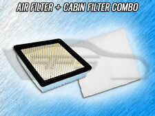 AIR FILTER CABIN FILTER COMBO FOR 1997 1998 1999 2000 2001 HONDA CR-V