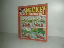 MICKEY POCHE MENSUEL n° 17  WALT DISNEY 1975