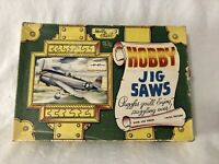 Vintage Jigsaw Puzzle P-47 Thunderbolt from the 1950's Jaymar WWII 300 Pcs 14x22