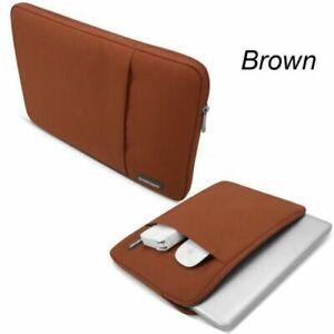 Laptop Sleeve Bag Case Cover Waterproof For Apple Macbook Pro Air Reina 15 16 17