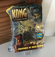 Vintage# Kong King Kong Creatures Of The Skull Island#