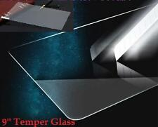9'' INCH Temper Glass SCREEN PROTECTOR FOR  ALLWINNER A23 A33 ANDROID TABLET UK