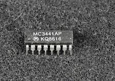 MOTOROLA MC3441AP Quad Interface Bus Transceiver CS   DIL16