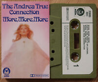 THE ANDREA TRUE CONNECTION - MORE MORE MORE (BUDDAH ZCBDS 4041) 1976 UK CASSETTE