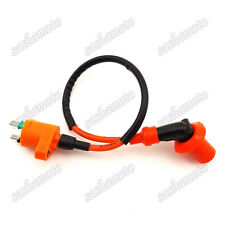 Scooter Racing Ignition Coil For Honda NQ50 NB50 Elite Spree SA50 CH80 DIO Moped