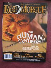 Rue Morgue 156 Uncirculated The Human Centipede 3 The Final Sequel