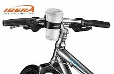 City Bike Drink Handlebar Mounted Bicycle Cup Bottle Coffee Holder Black IB-CB1