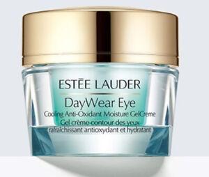 NIB Estee Lauder Daywear Eye Cooling Anti-oxidant Moisture Gel Creme .5 oz/15 ml