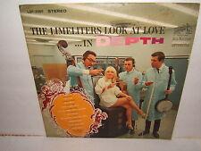 THE LIMELITERS-LOOK AT LOVE...IN DEPTH LP.  LSP-3385