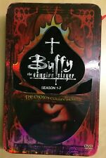 Buffy The Vampire Slayer Seasons 1-7 39x DVD Box Set The Chosen Collection