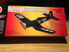 New R/C Cox Wings Warbird F4U Corsair ARF/Kit Version With Motor