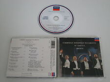 CARRERAS/DOMINGO/PAVAROTTI/IN CONCERT(DECCA 430 433-2) CD ALBUM