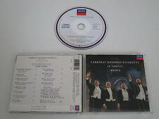 CARRERAS/DOMINGO/PAVAROTTI/IN CONCERT(DECCA 430 433-2) CD ALBUM