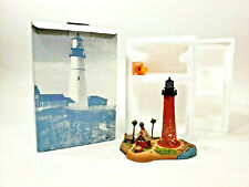 Harbour Lights 1998 Cape Florida #209 Lighthouse #9631/10,000 With Box Vintage