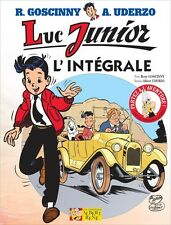 LUC JUNIOR   ** INTEGRALE ** EO  NEUF UDERZO/GOSCINNY