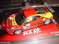 SCX FERRARI MODENA GTC   BASOLS  SCALEXTRIC Tecnitoys  63510