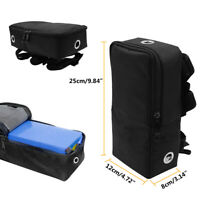 Electric Scooter Battery Bag Case Cover Bicycle Front E-bike Waterproof storage