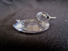 Swarovski Crystal Duck  -  Beautiful  -  Retired