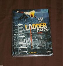 WWE - The Ladder Match (DVD, 2007, 3-Disc Set)