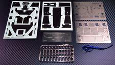 Option Parts for Brabham Bt52 (20003) Plastic Model Kit BEEMAX
